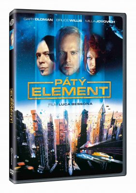 Pátý element - DVD