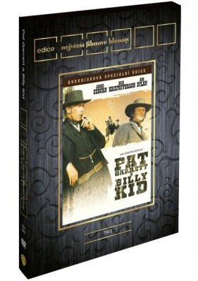 Pat Garrett a Billy Kid - DVD