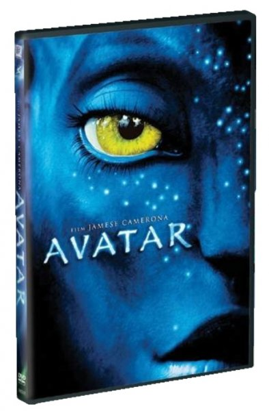 detail Avatar - DVD