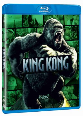 King Kong (2005) - Blu-ray