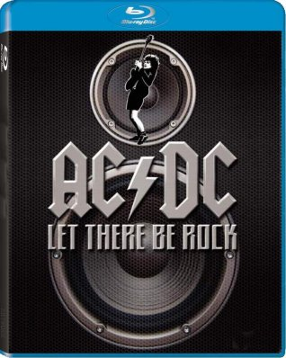 AC/DC: Let There Be Rock - Blu-ray