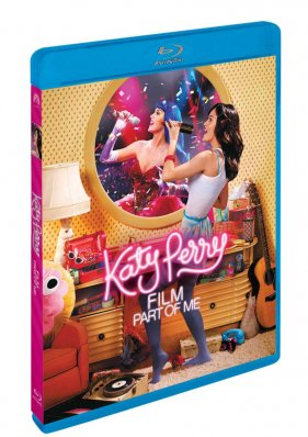 Katy Perry: Part of Me - Blu-ray