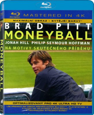 Moneyball - Blu-ray (Mastered in 4K)