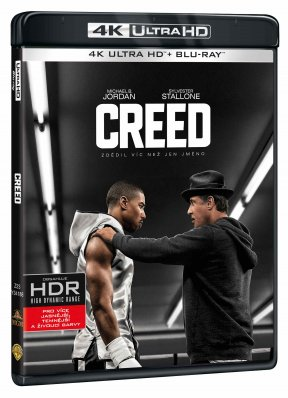 Creed (4K Ultra HD) - UHD Blu-ray + Blu-ray (2 BD)