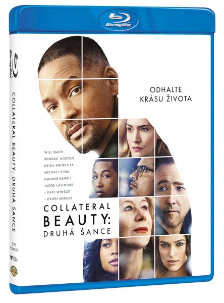 detail Collateral Beauty: Druhá šance - Blu-ray