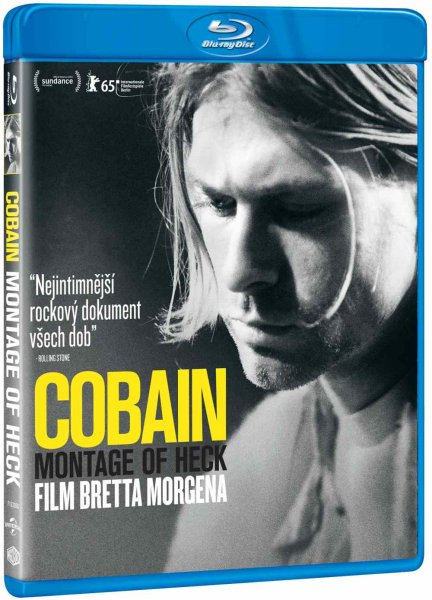detail Cobain: Montage of Heck - Blu-ray