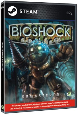 Bioshock Remastered - PC (Steam)