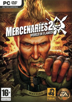 Mercenaires 2: World in Flames - PC