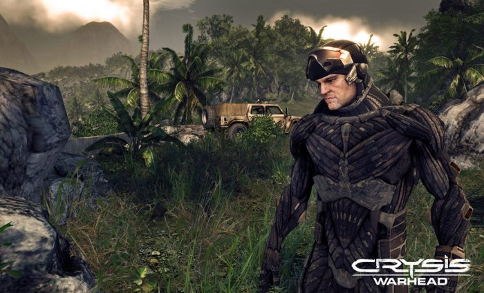 detail Crysis Warhead - PC