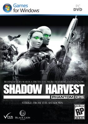 Shadow Harvest: Phantom Ops - PC