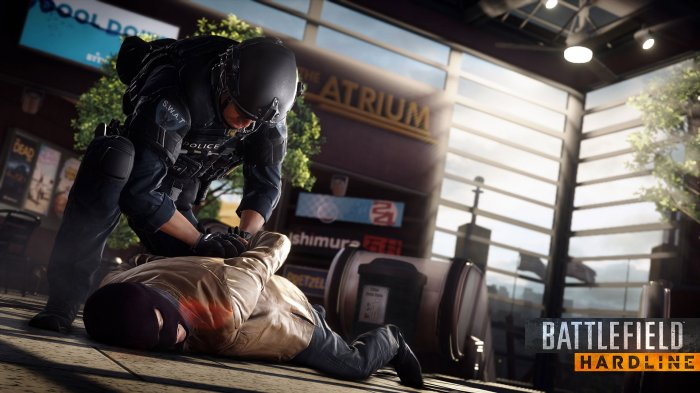detail Battlefield: Hardline CZ - PC