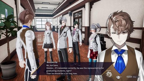 The Caligula Effect: Overdose pro Switch