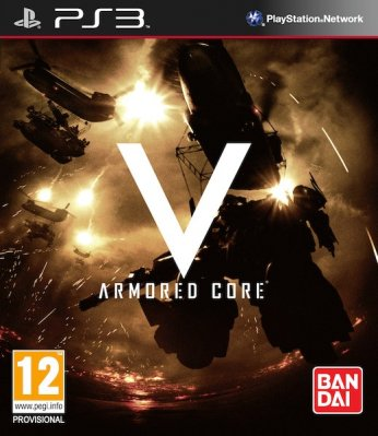 Armored Core 5 (V) - PS3