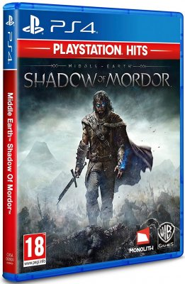Middle-earth: Shadow of Mordor PLAYSTATION HITS - PS4