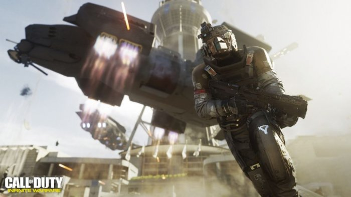 detail Call of Duty: Infinite Warfare - PS4