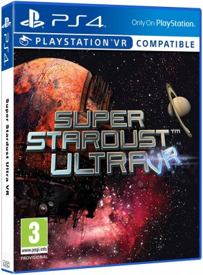 Super Stardust Ultra - PS4 VR