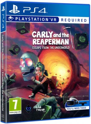 Carly and the Reaperman - Escape from the Underworld - PS4 VR