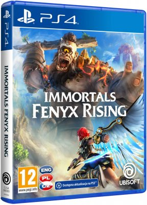 Immortals Fenyx Rising CZ - PS4