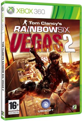 Tom Clancys Rainbow Six: Vegas 2 - Xone/X360