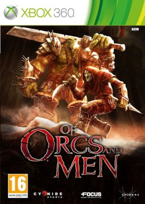 Of Orcs and Men - Xone/X360