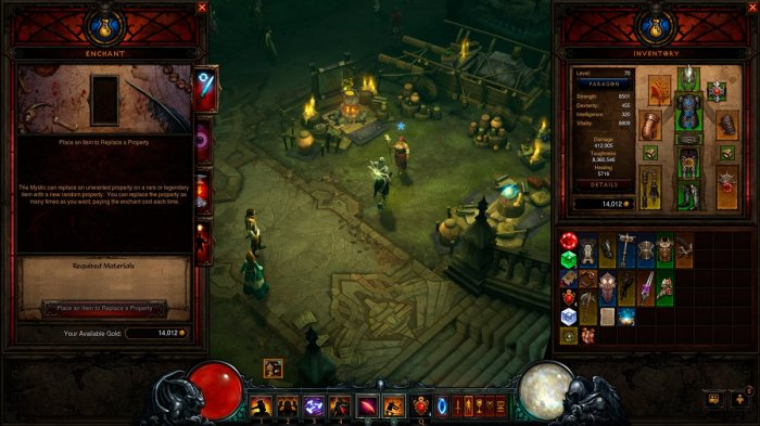 detail Diablo III - Ultimate Evil Edition - Xbox One