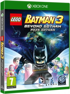 LEGO Batman 3: Beyond Gotham - Xbox One