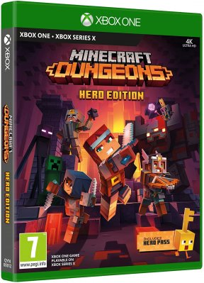 Minecraft Dungeons - Hero Edition - Xone/XSX