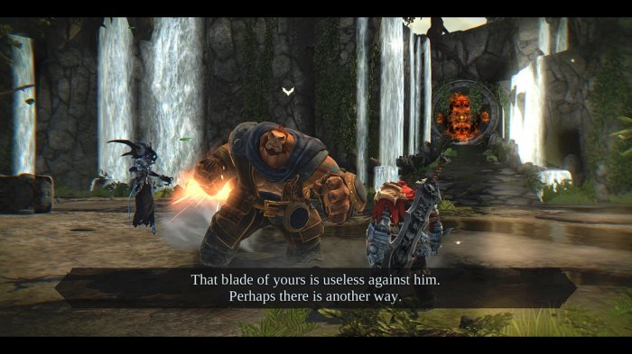 detail Darksiders Warmastered Edition - Xbox One