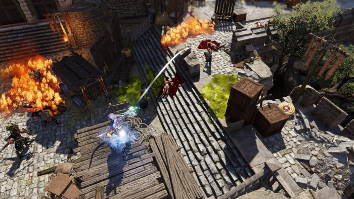 detail Divinity: Original Sin 2 - Definitive Edition - Xbox One