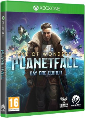 Age of Wonders: Planetfall - Xbox One