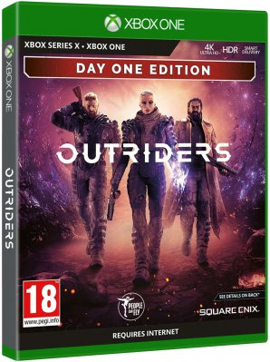 Outriders Day One Edition - Xone/XSX