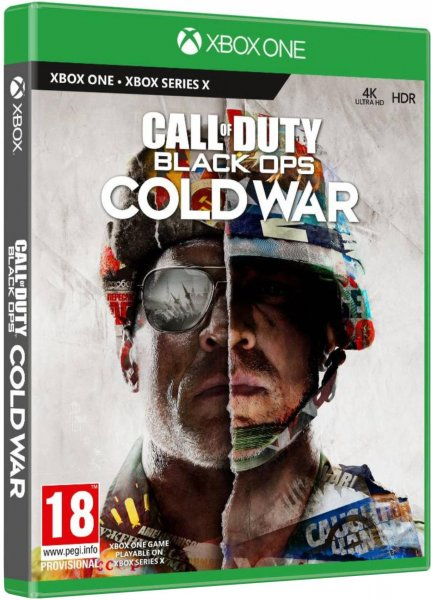 detail Call Of Duty: Black Ops COLD WAR - Xbox One
