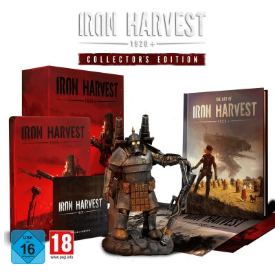 Iron Harvest 1920+ (Collector's Edition) - Xbox ONE