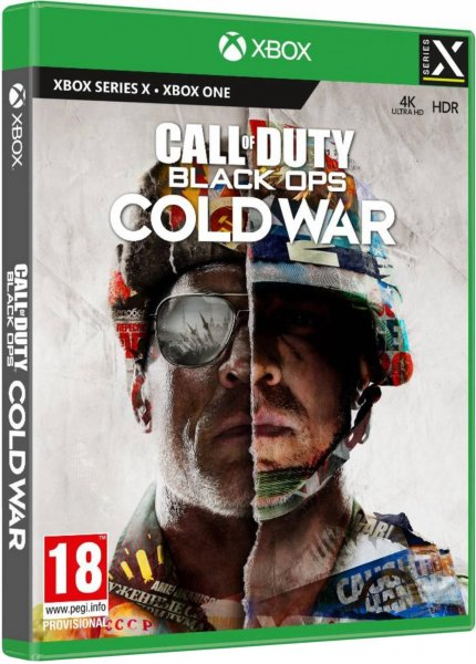 detail Call Of Duty: Black Ops COLD WAR - Xone/XBX